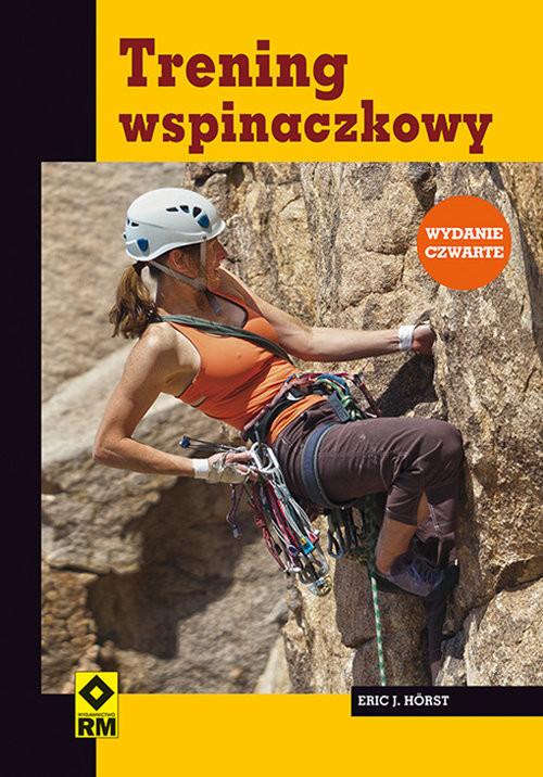 okładka Trening wspinaczkowy, Książka | Eric J. Hörst