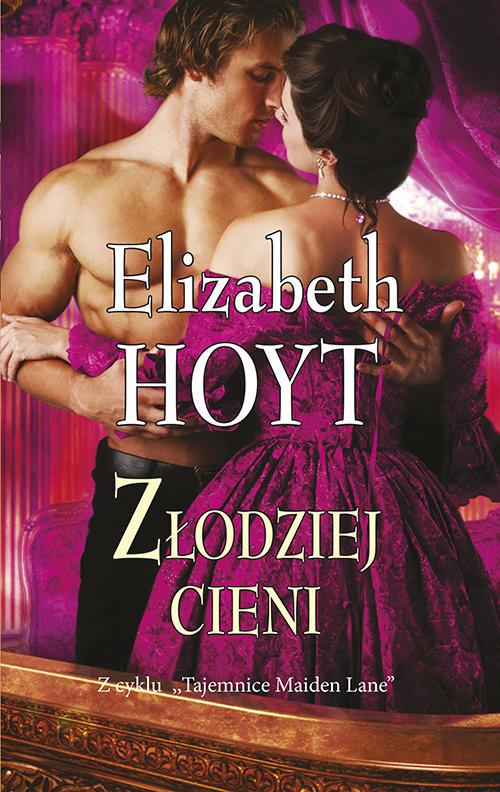 okładka Złodziej cieni, Książka | Hoyt Elizabeth