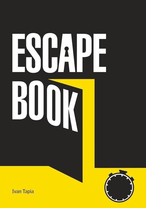okładka Escape book, Książka | Tapia Ivan