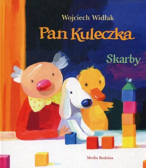 okładka Pan Kuleczka Skarby, Książka | Widłak Wojciech