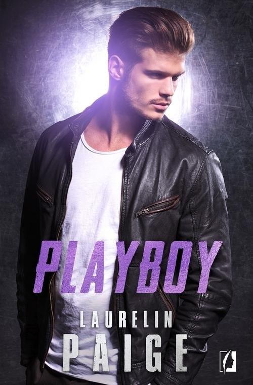 okładka Playboy, Książka   Paige Laurelin