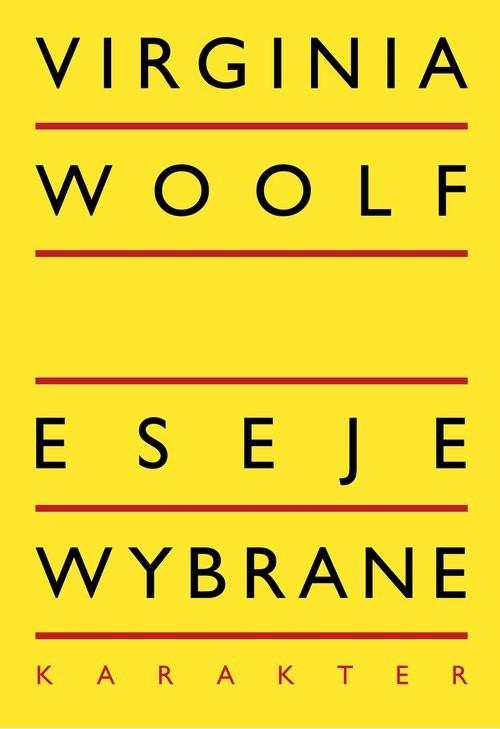 okładka Eseje wybrane, Książka | Woolf Virginia