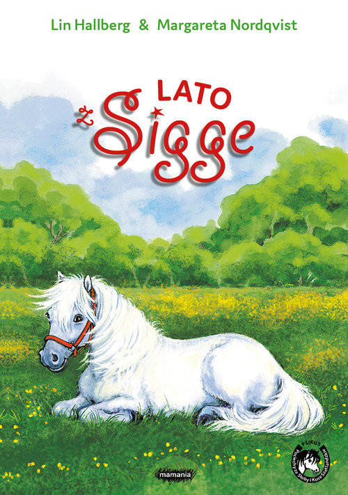 okładka Lato z Sigge, Książka | Hallberg Lin