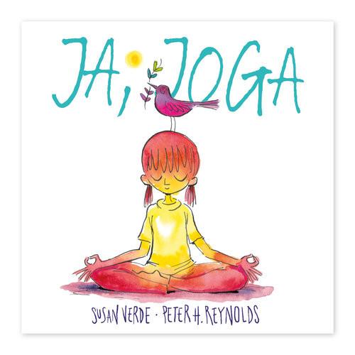 okładka Ja, joga, Książka | Verde Susan