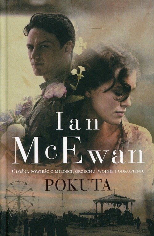 okładka Pokuta, Książka | McEwan Ian
