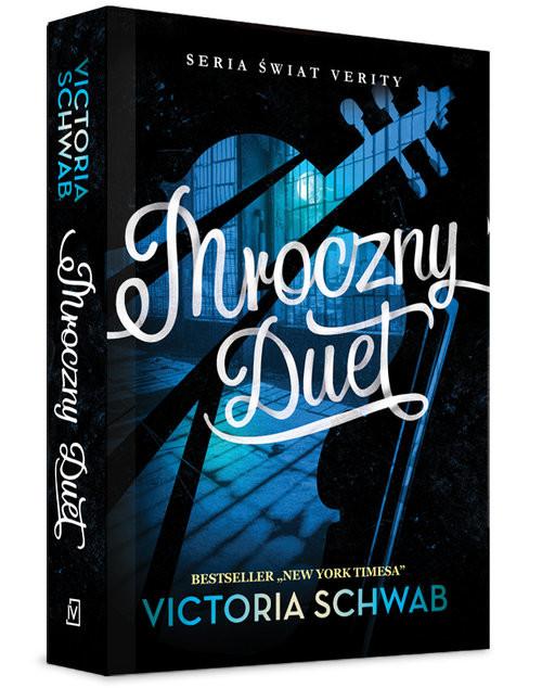 okładka Mroczny Duetksiążka |  | Schwab Victoria