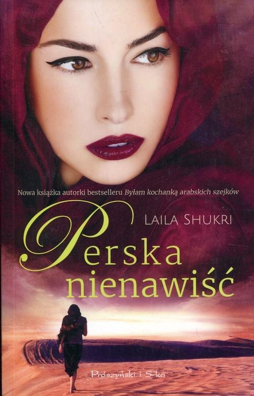 okładka Perska nienawiść, Książka | Shukri Laila