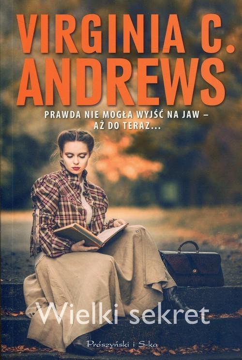 okładka Wielki sekret, Książka | Virginia C. Andrews