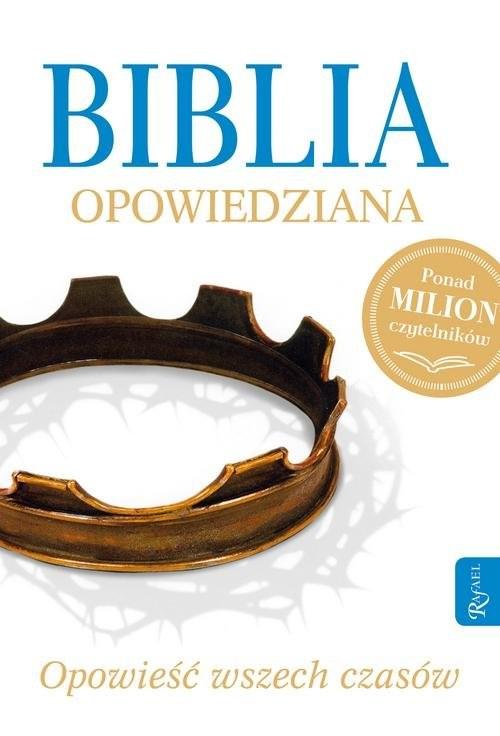 okładka Biblia opowiedziana, Książka | Max Lucado, Randy Frazee