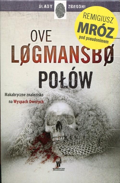 okładka Ślady zbrodni Połów / Enklawa / Prom Pakietksiążka |  | Logmansbo Ove