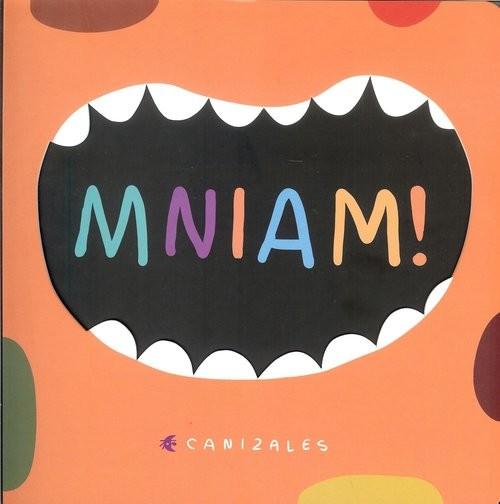 okładka Mniam!, Książka | Canizales