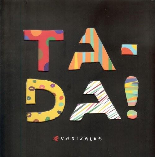okładka Ta-da!, Książka | Canizales