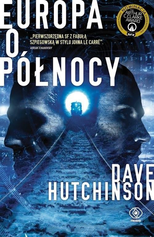 okładka Europa o północy, Książka | Hutchinson Dave