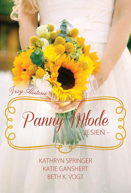 okładka Panny młode Jesień, Książka | Kathryn Springer, Katie Ganshert, Beth K Vogt