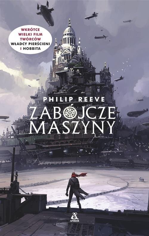 okładka Zabójcze maszyny, Książka | Reeve Philip