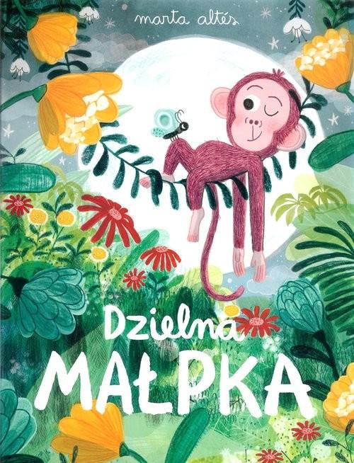 okładka Dzielna małpka / Tako, Książka | Altes Marta