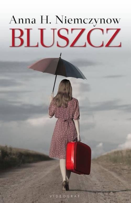 okładka Bluszcz, Książka | Anna Harłukowicz-Niemczynow