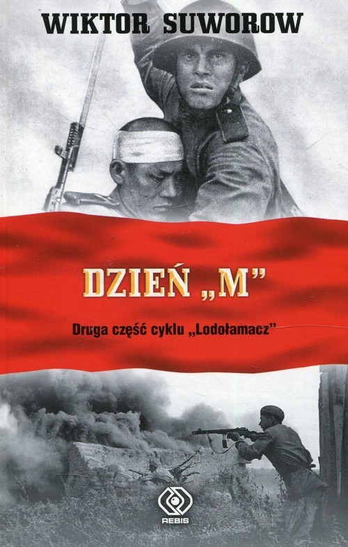 okładka Dzień M, Książka | Wiktor Suworow
