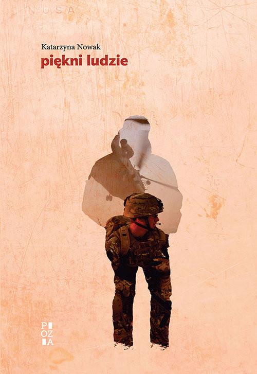 okładka Piękni ludzie, Książka | Katarzyna Nowak