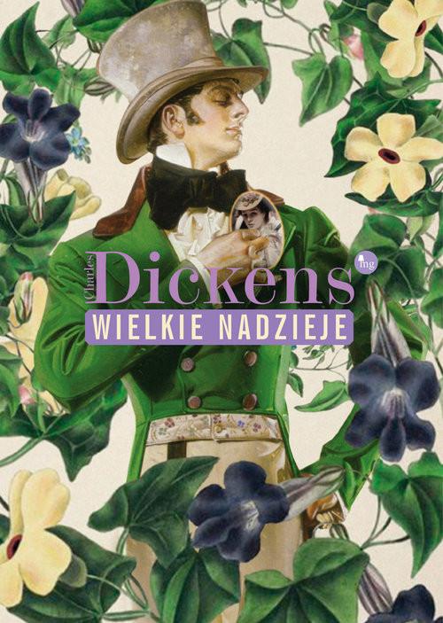okładka Wielkie nadzieje, Książka | Charles Dickens