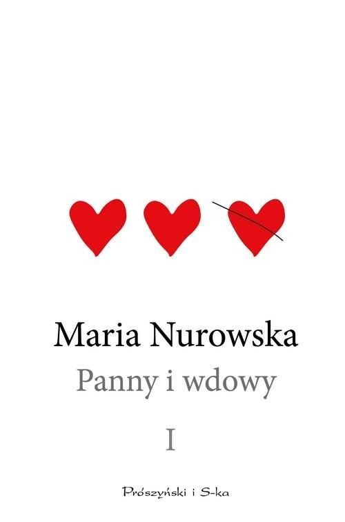 okładka Panny i wdowy Tom 1, Książka | Nurowska Maria