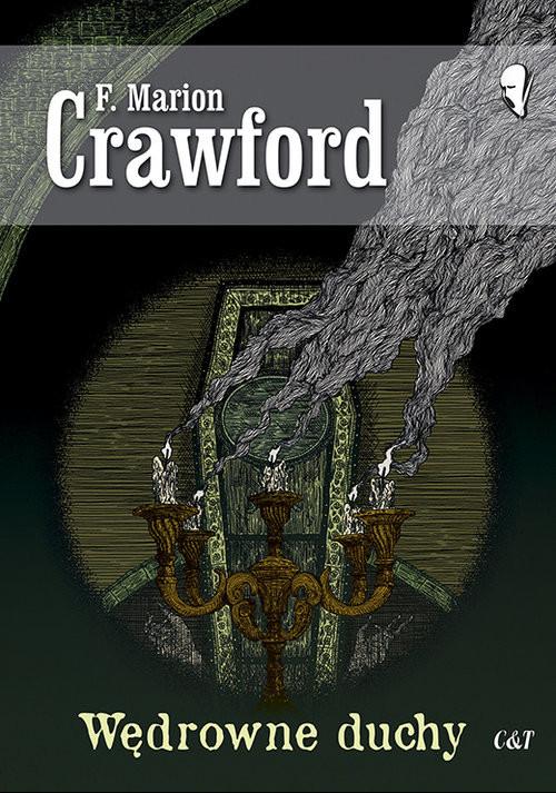 okładka Wędrowne duchy, Książka   F. Marion Crawford