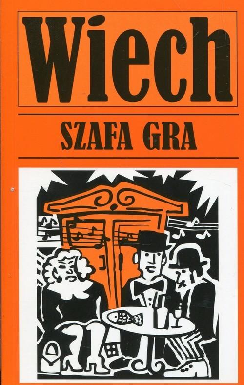 okładka Opowiadania powojenne Tom 6 Szafa gra, Książka | Wiechecki Stefan Wiech