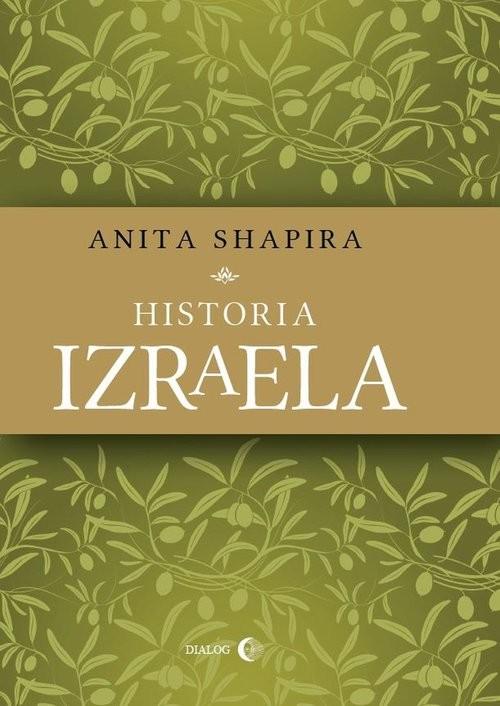 okładka Historia Izraelaksiążka      Shapira Anita