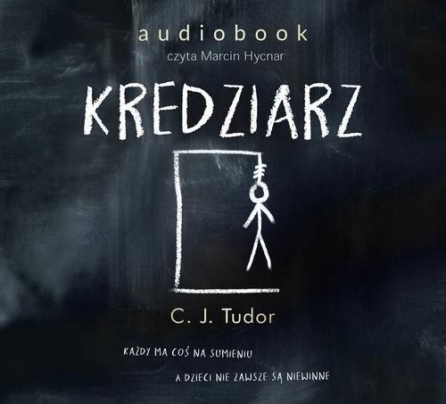 okładka Kredziarz, Książka | Tudor C.J.