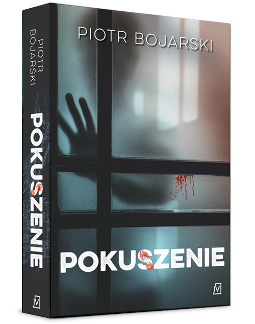 okładka Pokuszenie, Książka | Bojarski Piotr