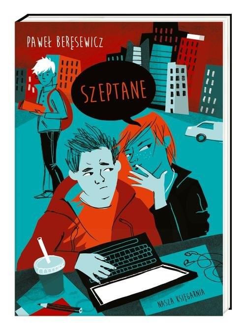 okładka Szeptane, Książka | Paweł Beręsewicz
