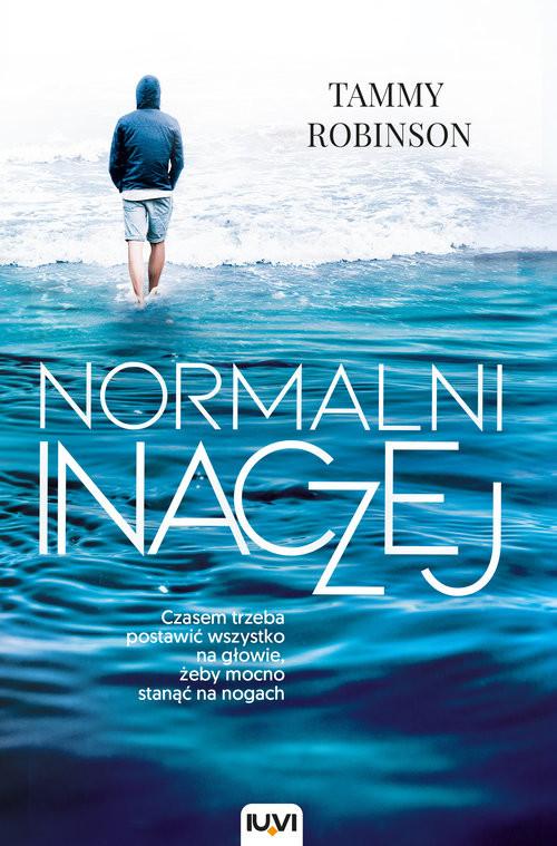 okładka Normalni inaczej, Książka | Robinson Tammy