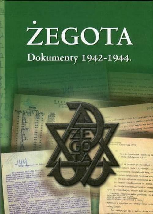 okładka Żegota Dokumenty 1942-1944, Książka   Mariusz oprac. Olczak