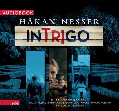 okładka Intrigo, Książka | Nesser Hakan