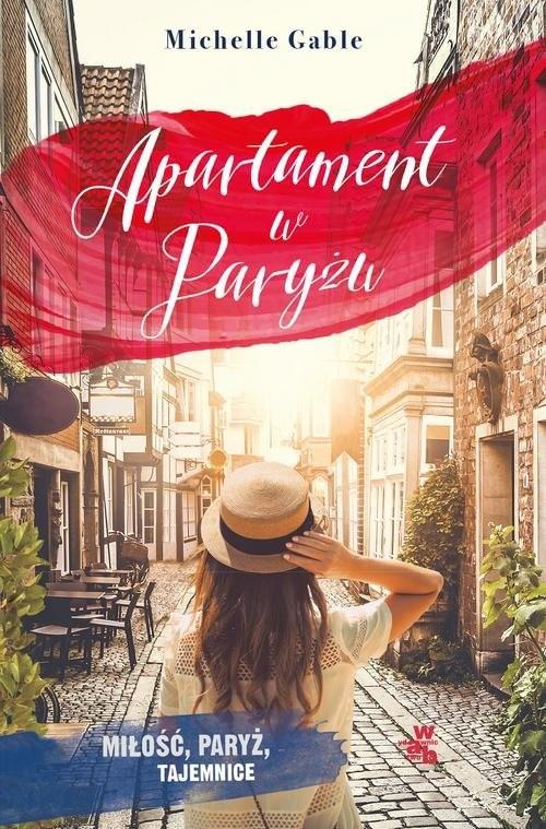 okładka Apartament w Paryżu, Książka | Gable Michelle