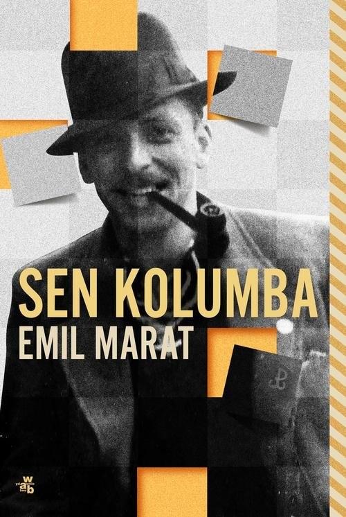okładka Sen Kolumba, Książka | Emil Marat