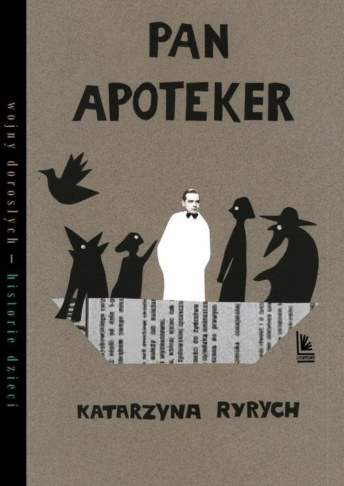 okładka Pan Apoteker, Książka | Ryrych Katarzyna