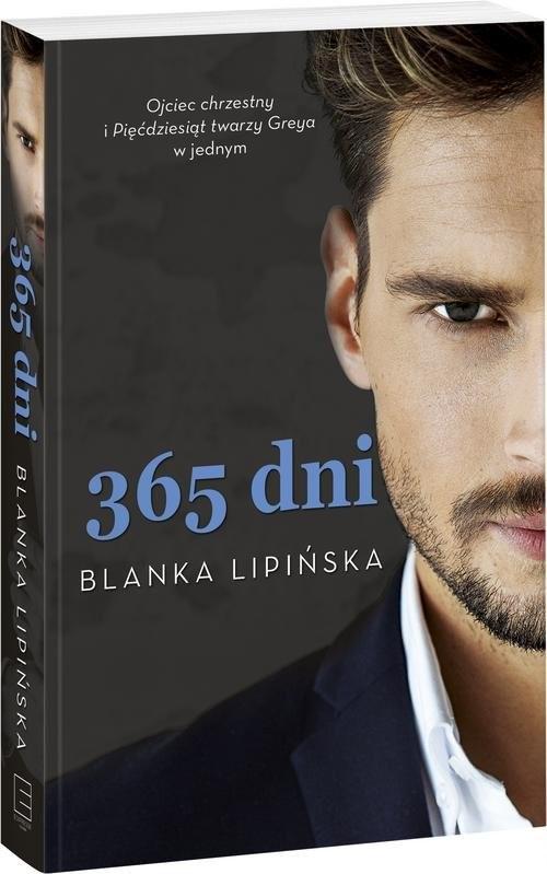 okładka 365 dni, Książka | Lipińska Blanka