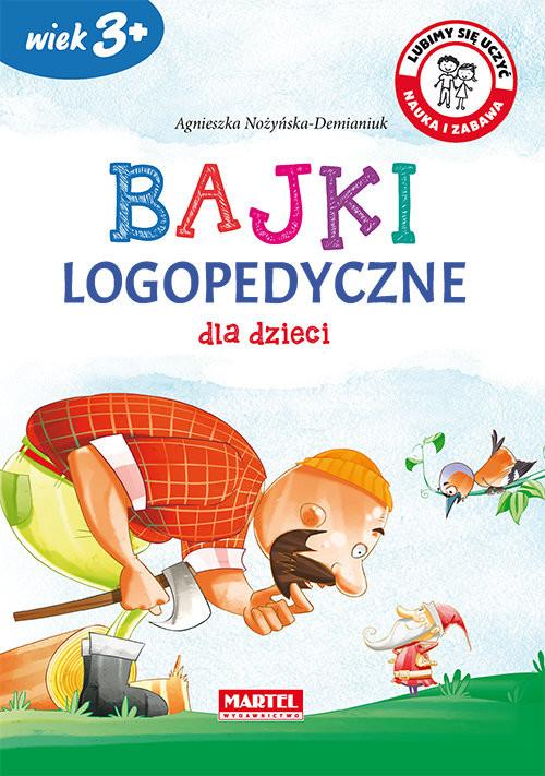 okładka Bajki logopedyczne dla dzieciksiążka |  | Agnieszka Nożyńska-Demianiuk