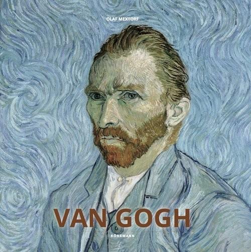 okładka van Gogh, Książka   Mextorf Olaf