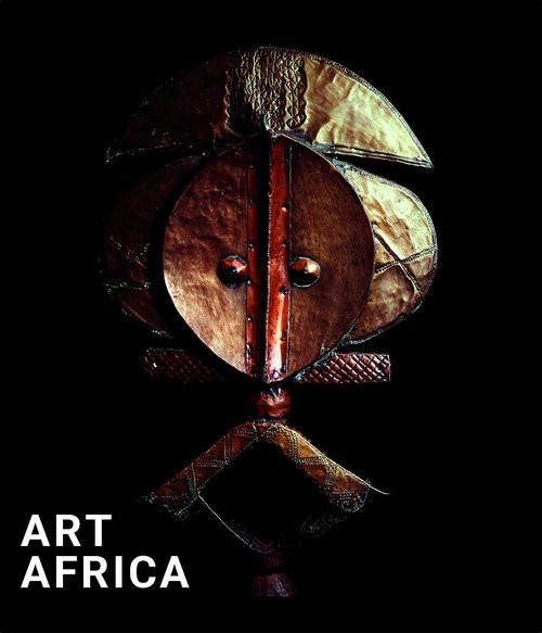 okładka Art Africa, Książka | Bolz Franziska
