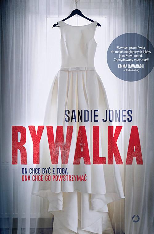 okładka Rywalka, Książka | Jones Sandie
