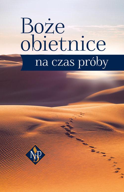 okładka Boże obietnice na czas próby, Książka  