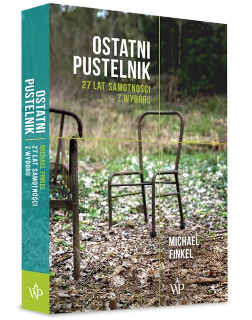 okładka Ostatni pustelnik, Książka | Finkel Michael