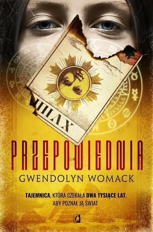 okładka Przepowiednia. KsiążkaWomack Gwendolyn