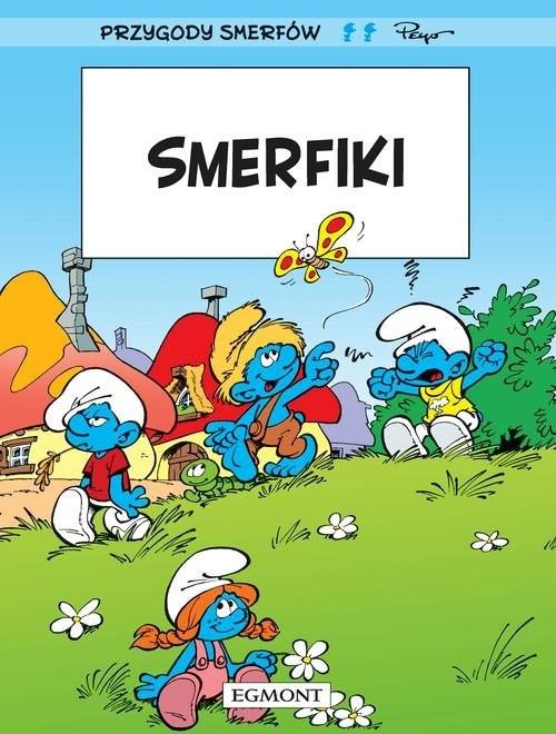 okładka Smerfy Smerfiki, Książka | Luc Parthoens, Thierry Culliford, Alain Maury