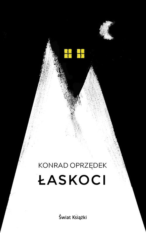 okładka Łaskoci, Książka | Oprzędek Konrad
