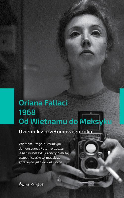 okładka 1968 Od Wietnamu do Meksyku, Książka | Fallaci Oriana