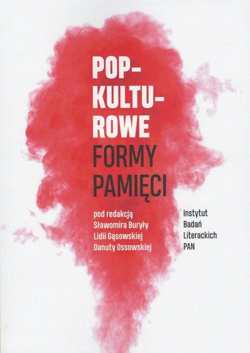 okładka Popkulturowe formy pamięci, Książka |
