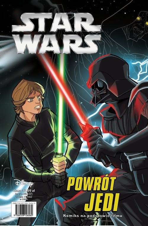 okładka Star Wars Powrót Jedi, Książka | Alessandro Ferrari, Kawaii Creative Studio ., Praca Zbiorowa